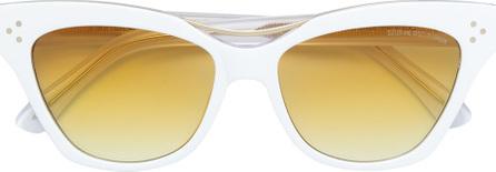 CUTLER AND GROSS Cat eye sunglasses