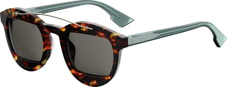 Dior DiorMania1 Round Acetate Sunglasses