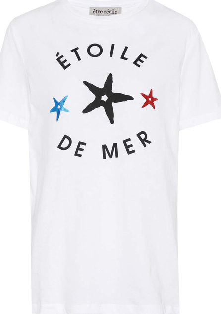Etre Cecile Printed T-shirt