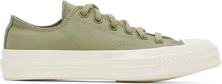 Converse Green Clean N' Preme Chuck 70 Ox Sneakers