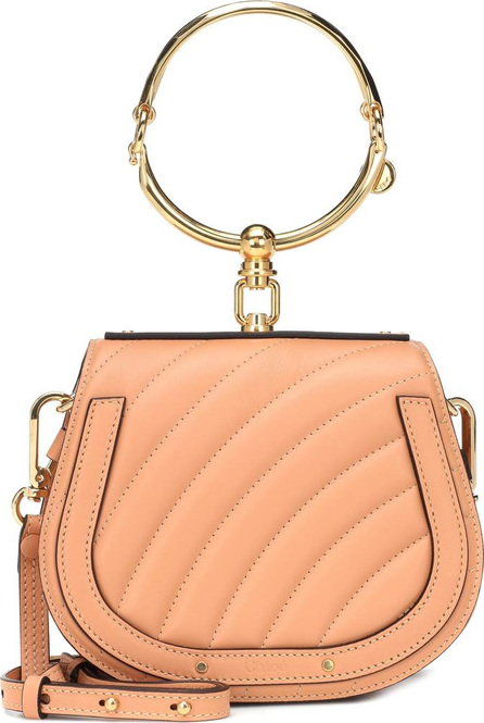 Chloe Small Nile leather bracelet bag