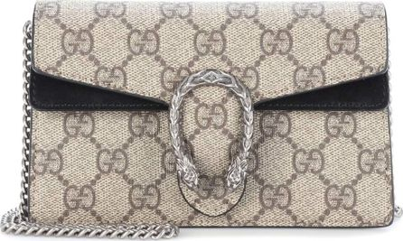 Gucci Gucci's Dionysus GG Supreme Mini shoulder bag