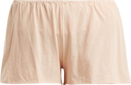SKIN Karlie cotton shorts