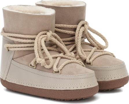 INUIKII Classic suede boots