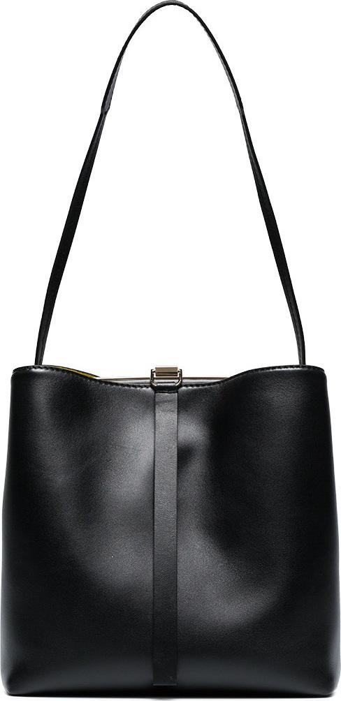 Proenza Schouler - Black Frame leather shoulder bag