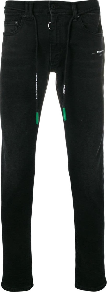 Off White Slim-fit jeans