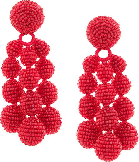 Sachin & Babi Beaded drop earrings