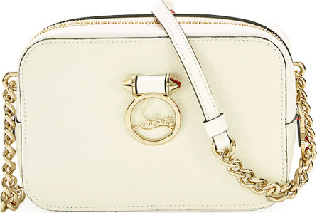 Christian Louboutin Ruby Lou Mini Calf Crossbody Bag