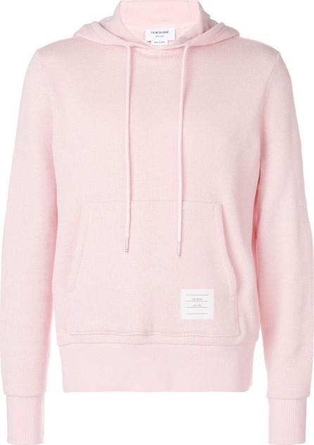 Thom Browne Honeycomb hoodie