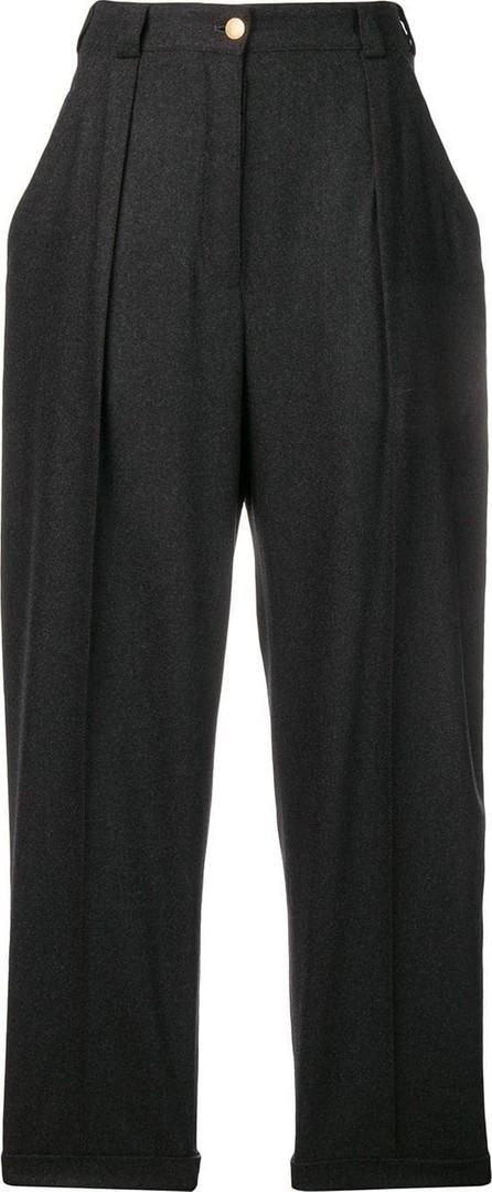 Nina Ricci High-waisted tailored trousers