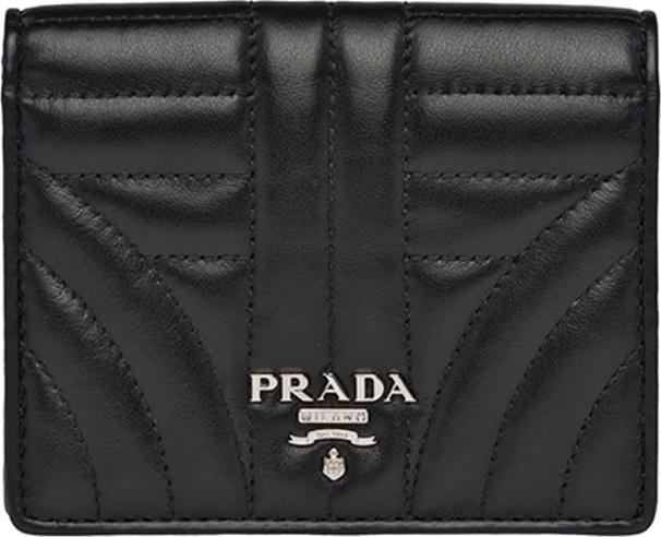 5de242f83972cc Prada Diagramme French Wallet   mkt