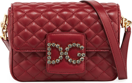 Dolce & Gabbana DG Millenials Quilted Shoulder Bag