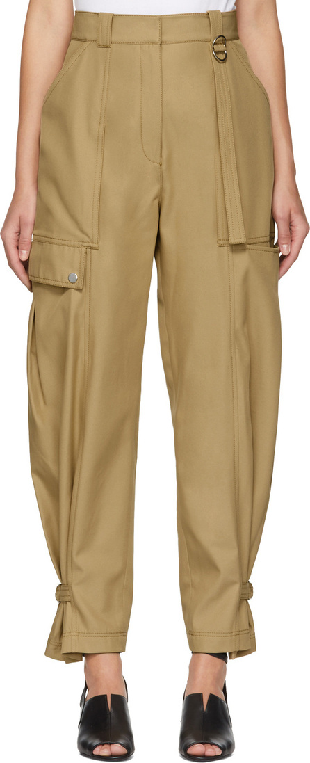 3.1 Phillip Lim Tan Utility Cargo Trousers