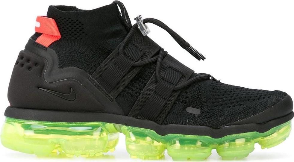 fce1f46dfa3 Nike Air VaporMax Flyknit Utility sneakers.  225. Farfetch