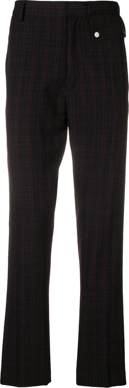 Cmmn Swdn Plaid trousers