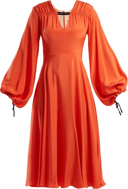 Roksanda Houma silk dress