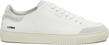 Axel Arigato 'Clean 90 Triple' suede panel leather sneakers