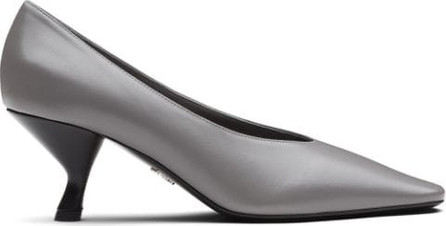 Prada Almond toe pumps
