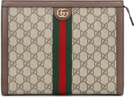 Gucci Ophidia GG Medium pouch