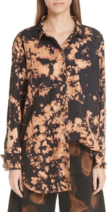 Marques'Almeida Marques'Almeida Bleached Oversized Shirt