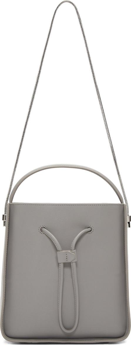3.1 Phillip Lim Grey Small Soleil Bag