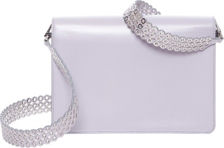 Azzedine Alaia Leather Cross-Body Bag