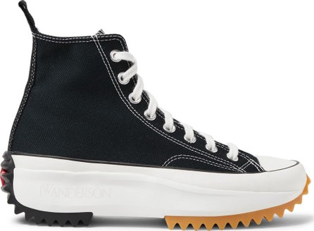 Converse + JW Anderson Run Star Canvas High-Top Sneakers