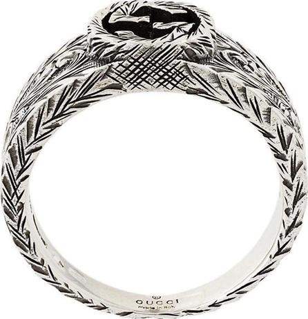 Gucci small interlocking G ring