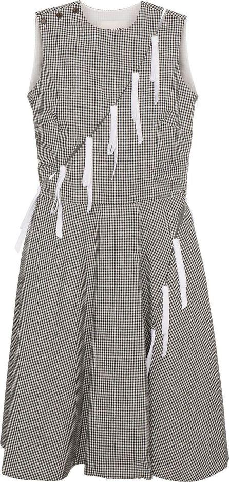 Sandy Liang Gingham dress