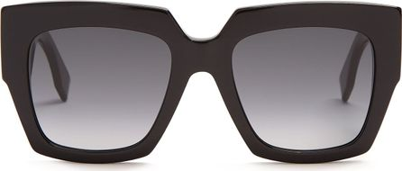 Fendi Facets square-frame sunglasses