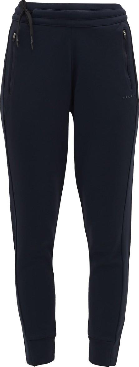 Falke Reflective logo-print jersey track pants