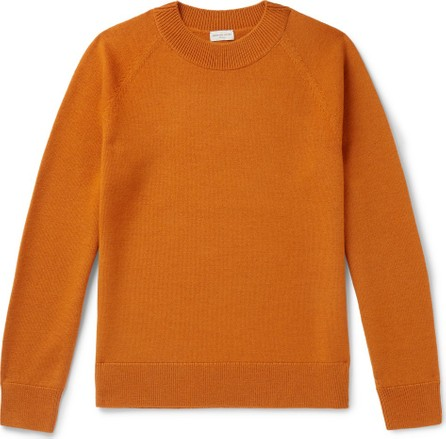 Dries Van Noten Slim-Fit Merino Wool Sweater