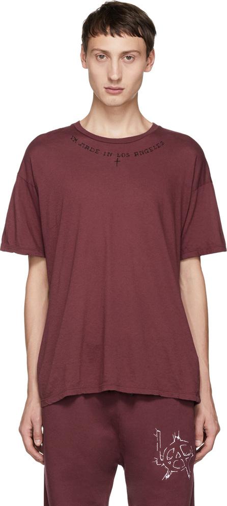 Adaptation Red Jersey T-Shirt