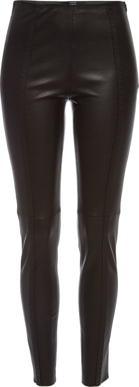 Steffen Schraut Leather Leggings