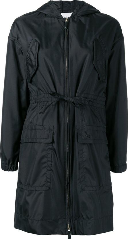 Agnona hooded raincoat