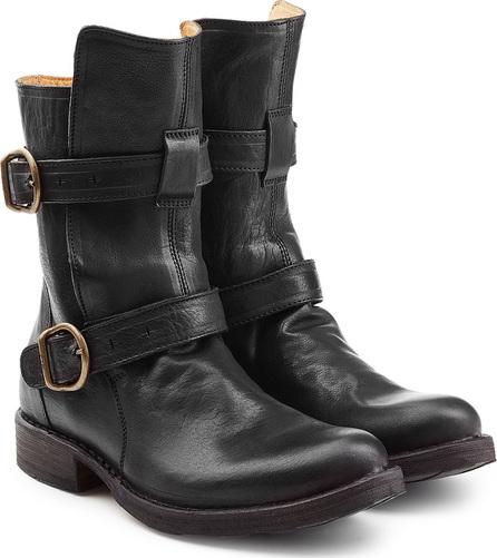 Fiorentini + Baker Leather Biker Boots