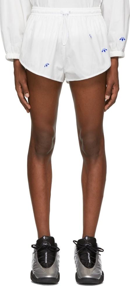 Adidas Originals by Alexander Wang White AW Shorts