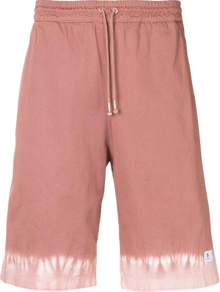 Department 5 Tie dye bermuda shorts