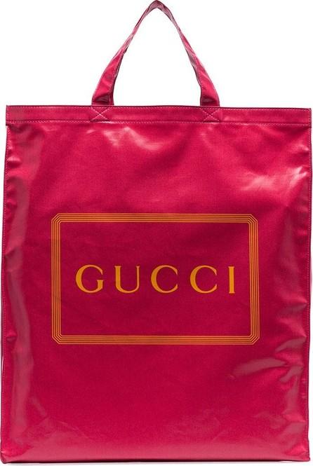 Gucci Granny logo shopper bag