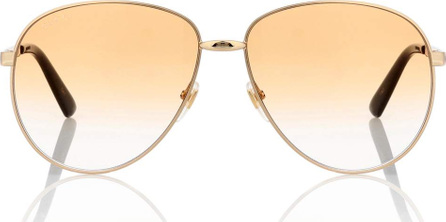 Gucci Exclusive to mytheresa – aviator sunglasses