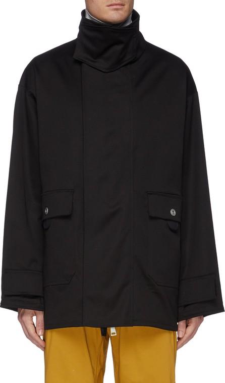 Mackintosh Throatlatch coat