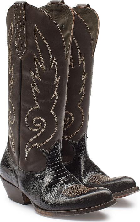 Golden Goose Deluxe Brand Kidman Leather Knee Boots