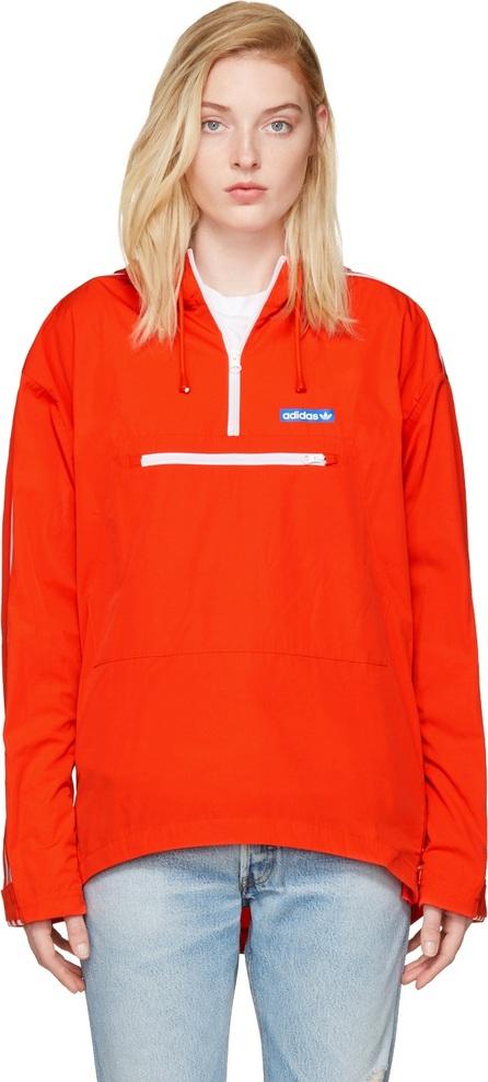 Adidas Originals Orange Tennoji Windbreaker Jacket