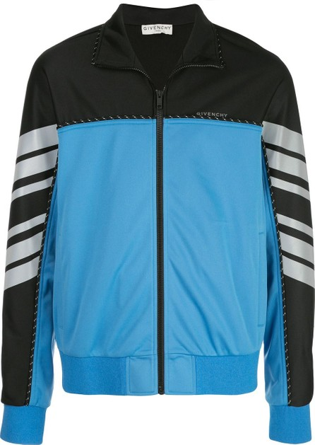 Givenchy Two-tone track jacket