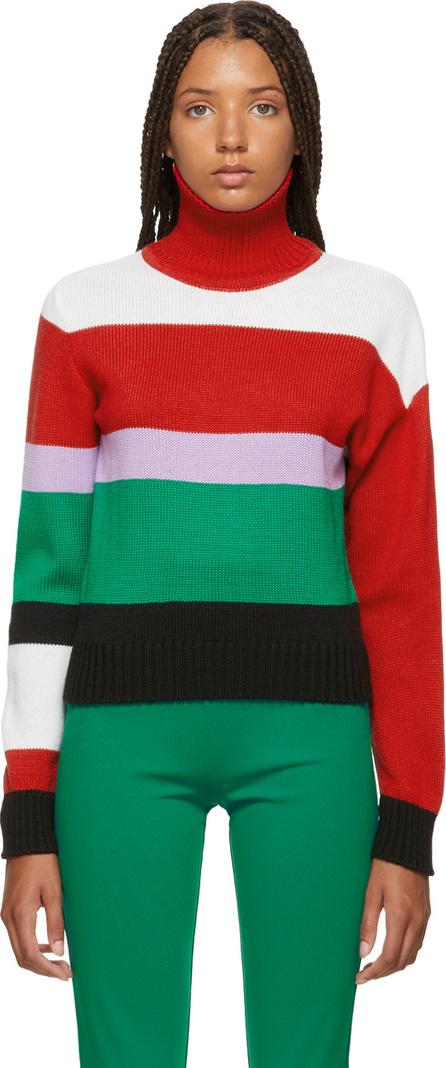 Anton Belinskiy Multicolor Striped Sweater