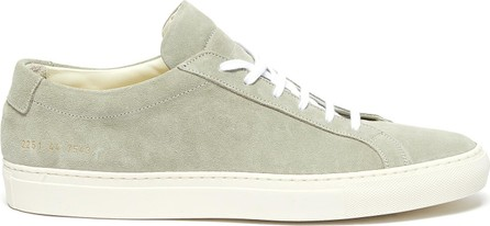 Common Projects 'Original Achilles' suede leather sneakers