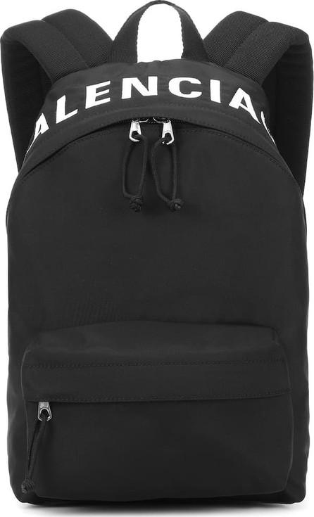 Balenciaga Wheel S nylon backpack