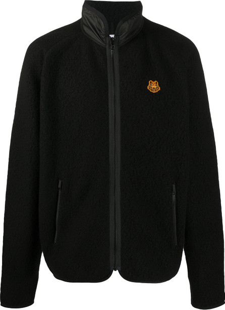 KENZO Tiger emblem fleece