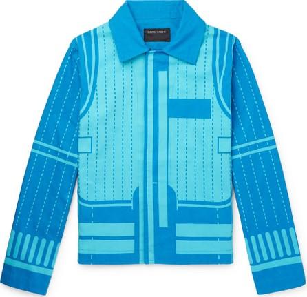 Craig Green Printed Cotton-Canvas Blouson Jacket