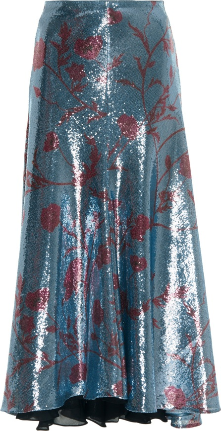Johanna Ortiz Lucy in the Sky Sequin Skirt